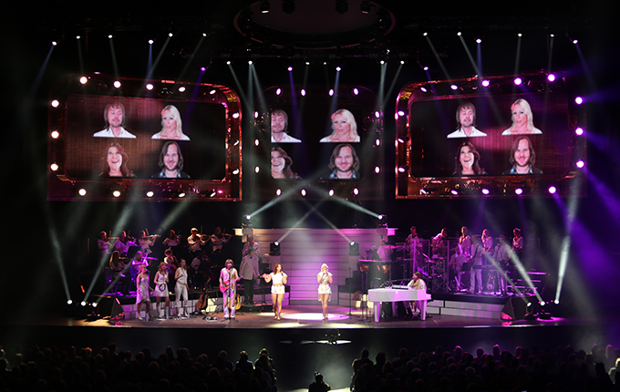 Afbeelding van A Tribute to ABBA