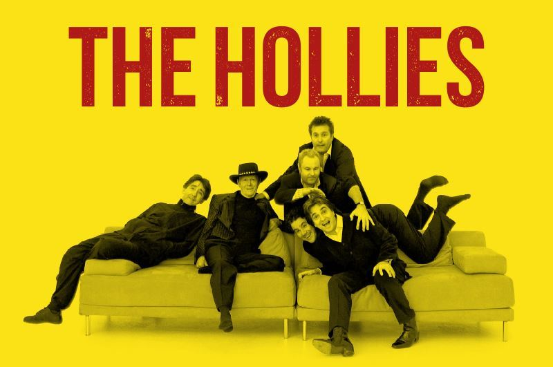 Afbeelding van The HOLLIES live