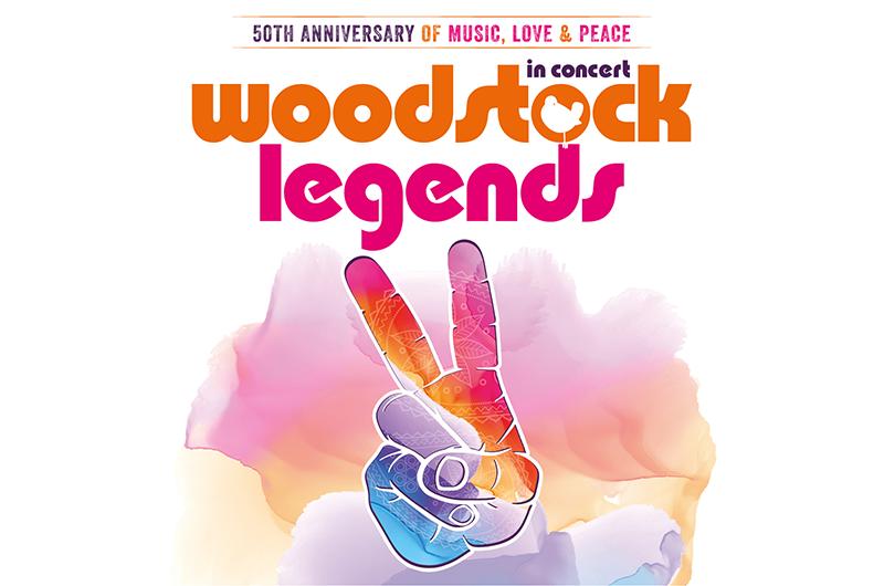 Afbeelding van Woodstock Legends