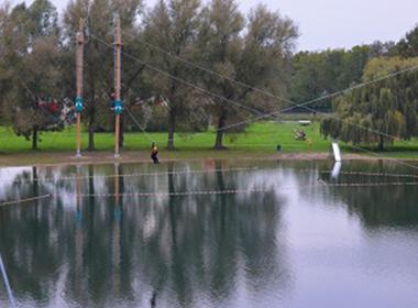 Afbeelding van Klimpark Zip's n Ropes