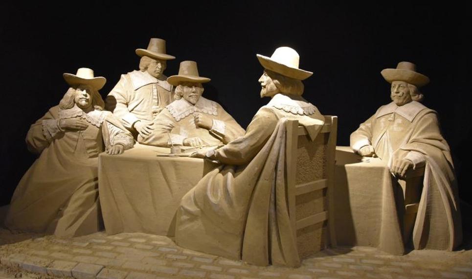 Afbeelding van 't Veluws Zandsculpturenfestijn