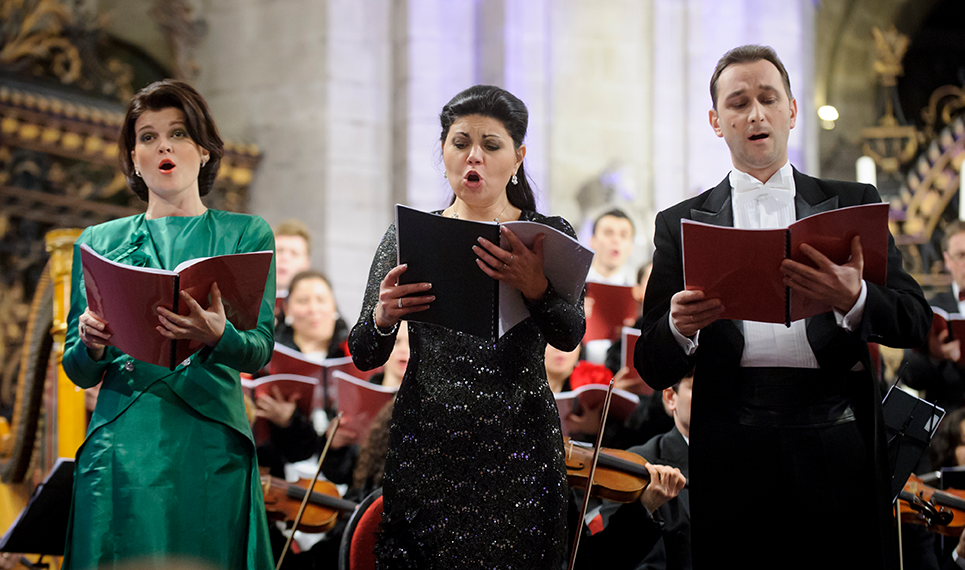 Afbeelding van A Christmas Carol Concert