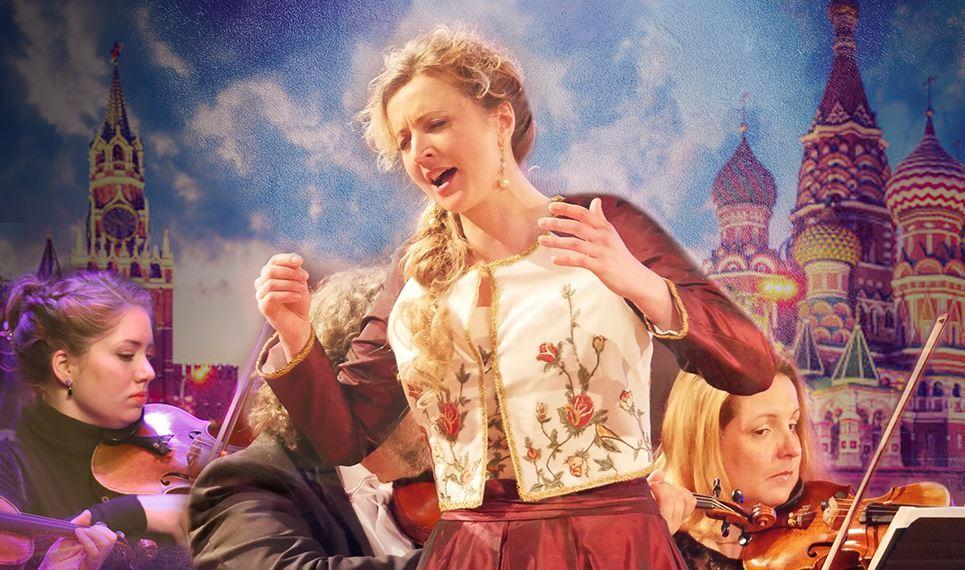 Afbeelding van Moscow Nights