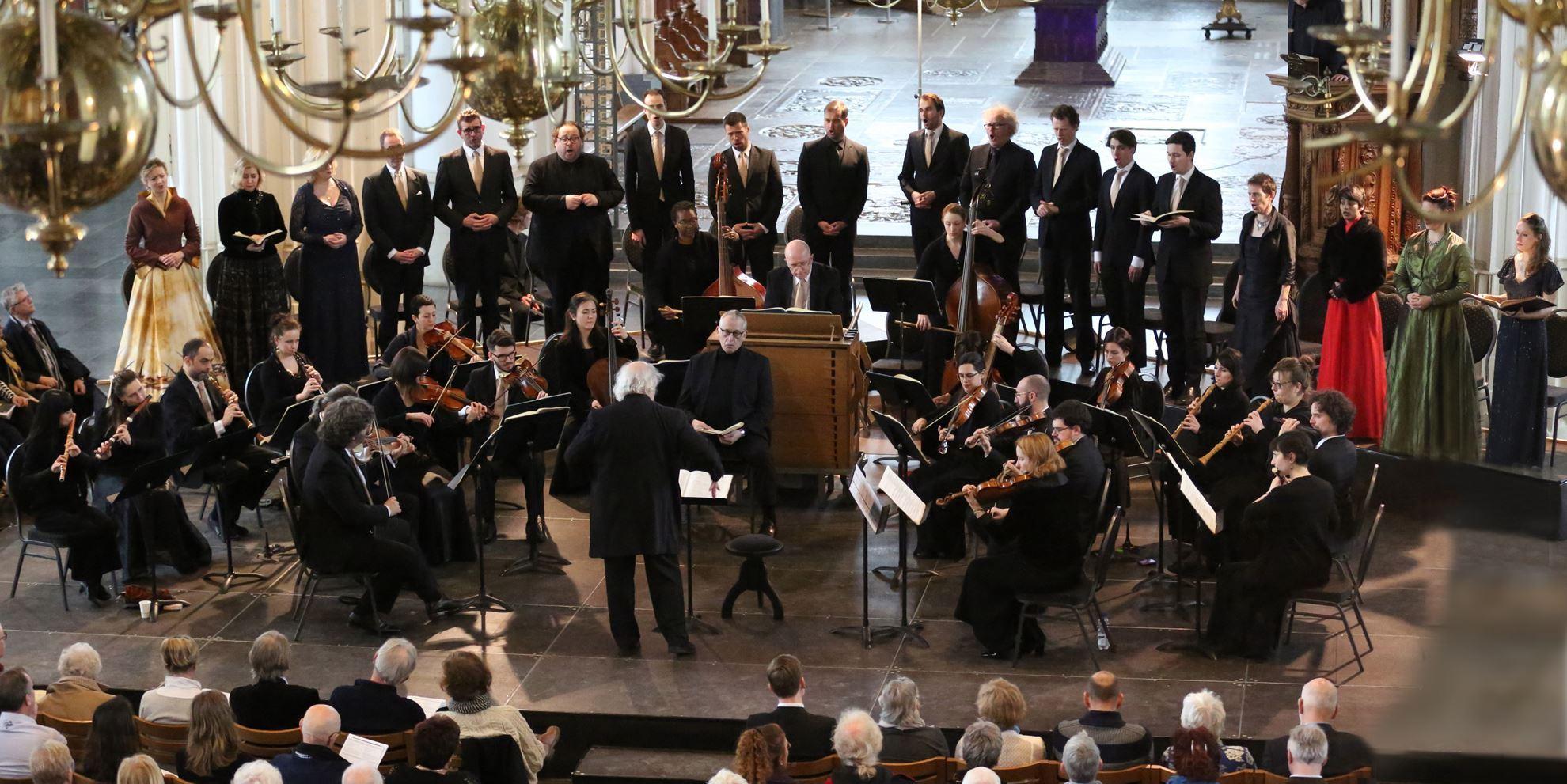 Afbeelding van Matthäus Passion J.S. BACH