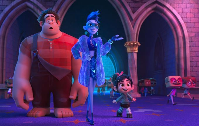 Afbeelding van Ralph Breaks the Internet