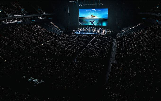 Afbeelding van Blue Planet II - Live in Concert
