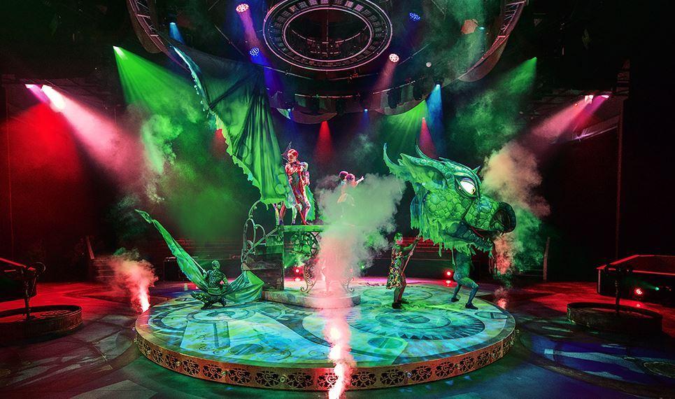 Afbeelding van Efteling-theatershow CARO