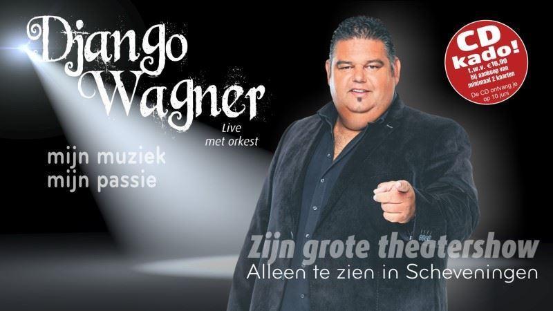 Afbeelding van Django Wagner Live met Orkest