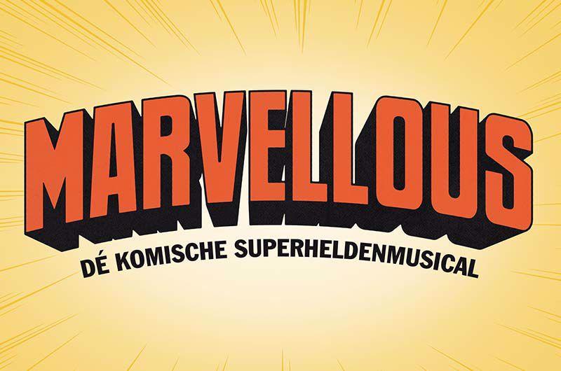 Afbeelding van Marvellous - DeLaMar Theater
