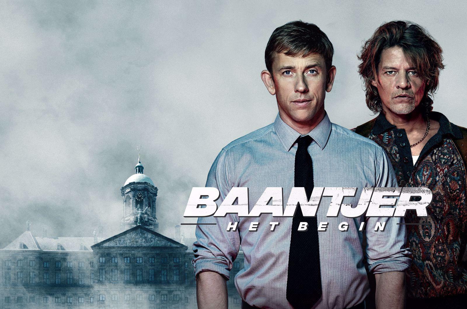 Afbeelding van Baantjer  het Begin