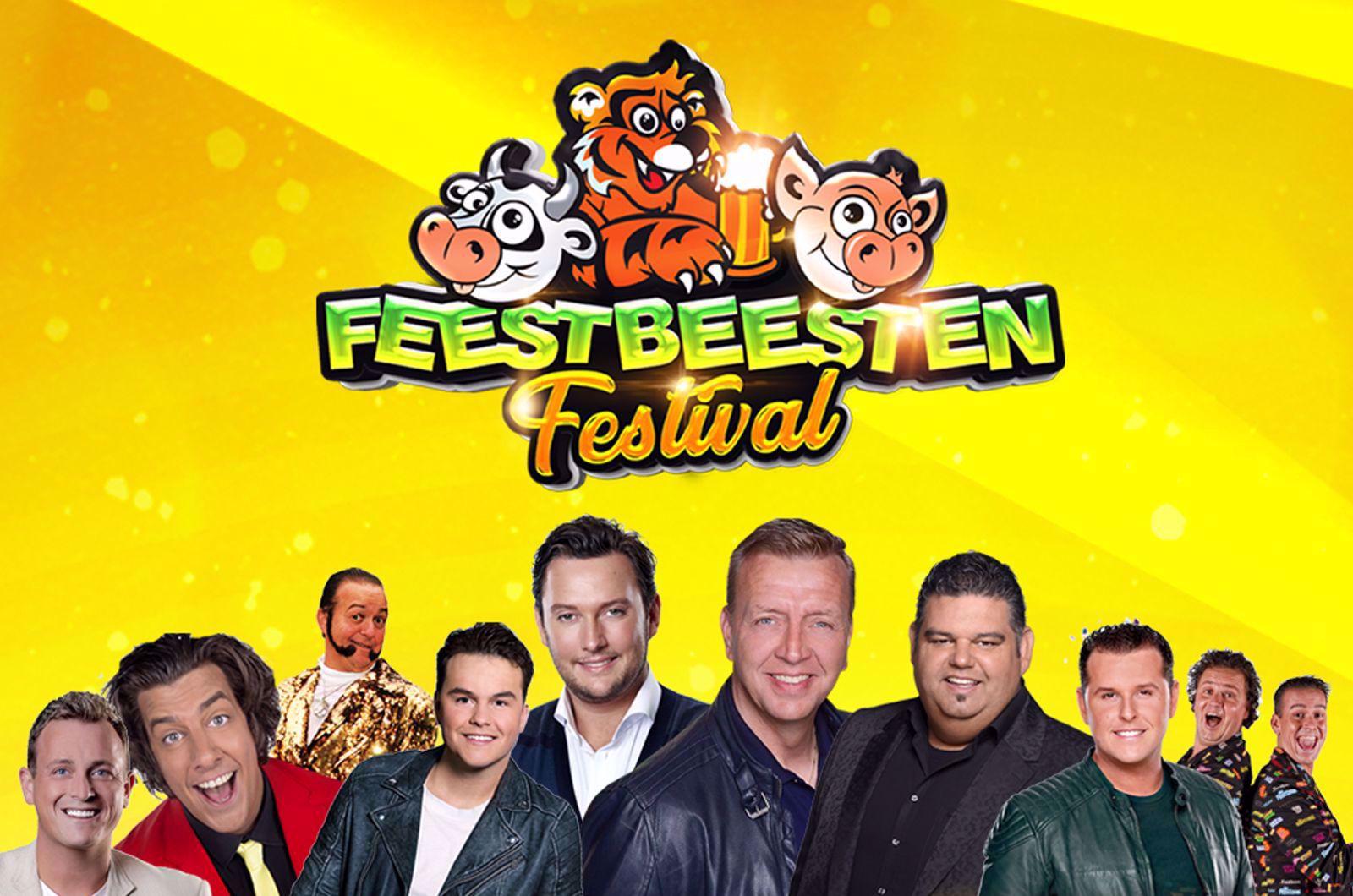 Afbeelding van Feestbeesten Festival