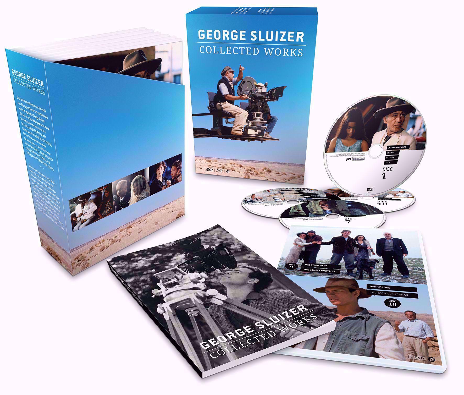Afbeelding van George Sluizer Collectie