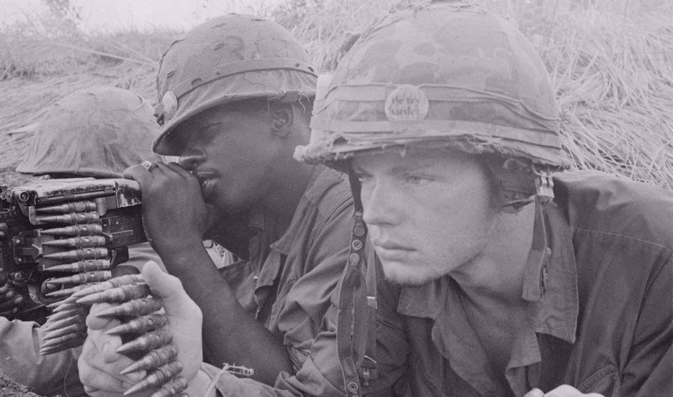 Afbeelding van The Vietnam War