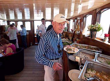 Afbeelding van VIP Sail-in (incl. lunchbuffet) Scheveningen