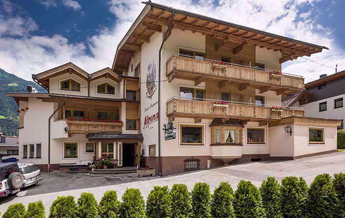 Afbeelding van 8 dagen Hotel Alpina, Oostenrijk