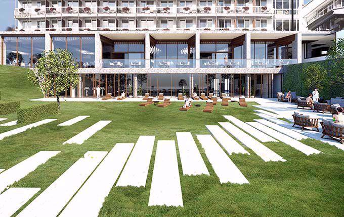 Afbeelding van 5 dagen Hotel Bled Rose, Slovenië