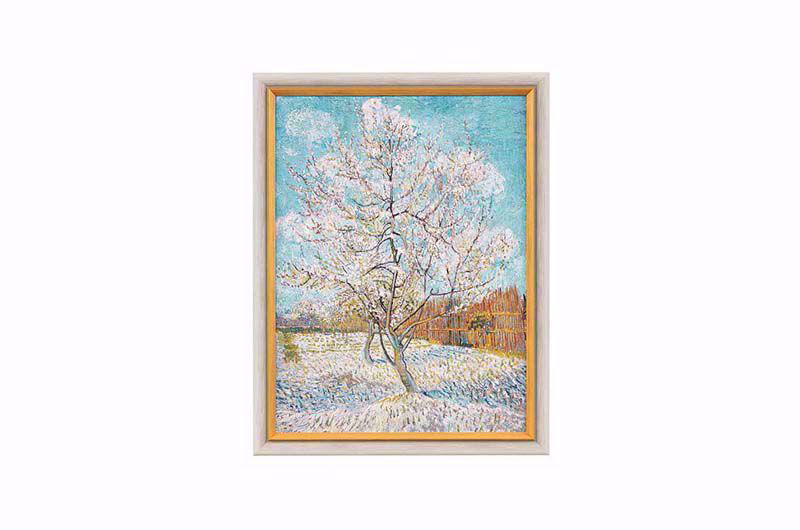 Product afbeelding: Vincent van Gogh 'Roze perzikboom'
