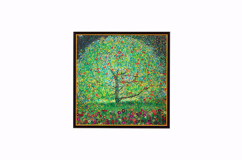 Afbeelding van Gustav Klimt 'Appelboom I'