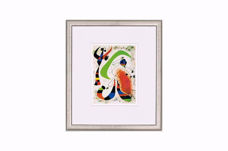 Afbeelding van Joan Miró 'La nuit' ('De nacht')