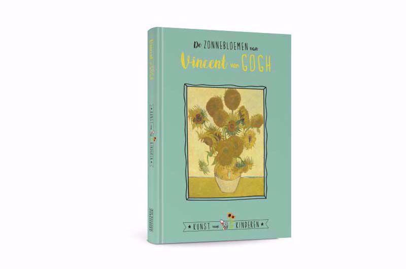 Afbeelding van De Zonnebloemen van Vincent van Gogh