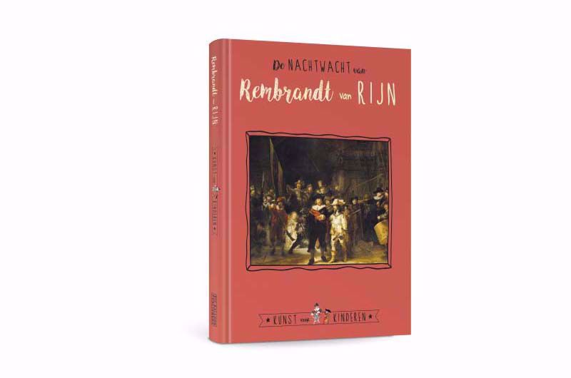 Afbeelding van De Nachtwacht van Rembrandt van Rijn