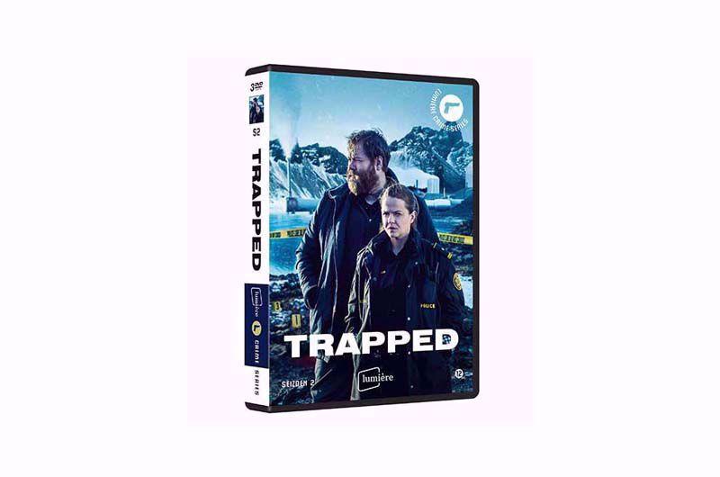 Afbeelding van Trapped seizoen 2 DVD