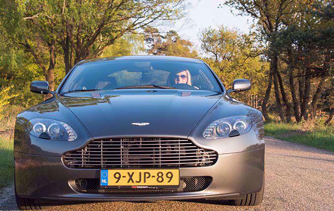 Korting Aston Martin Experience