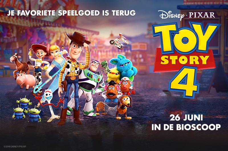 Afbeelding van Exclusieve voorpremière Toy Story 4