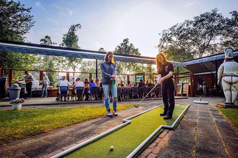 Afbeelding van Midget Golfbaan Parkhaven