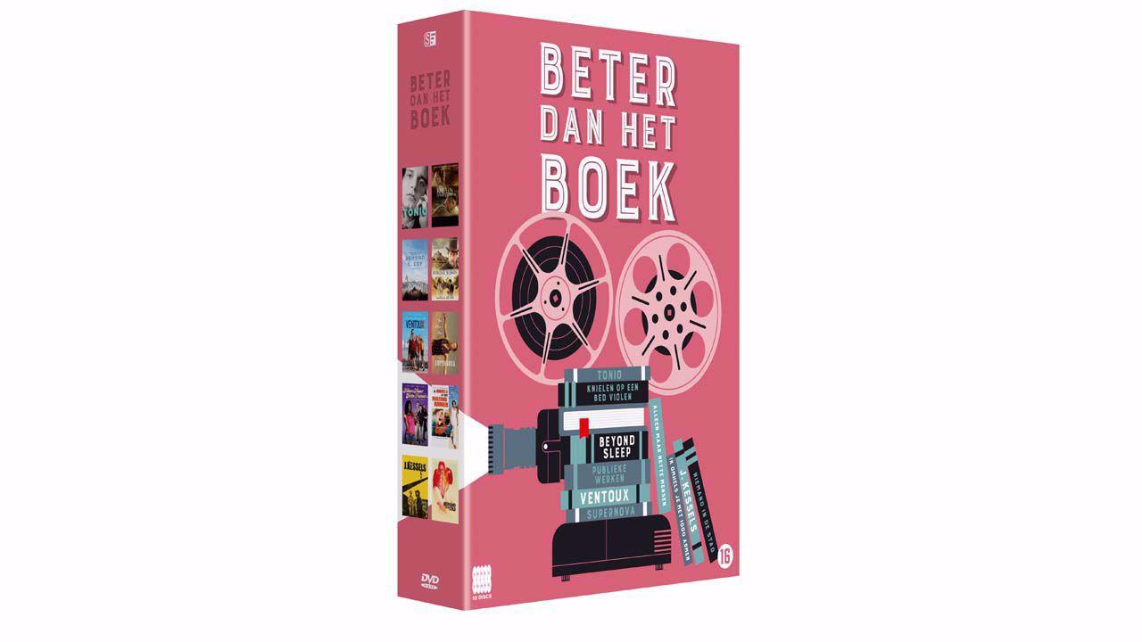 Product afbeelding: Beter dan het Boek BOX (LIMITED EDITION)