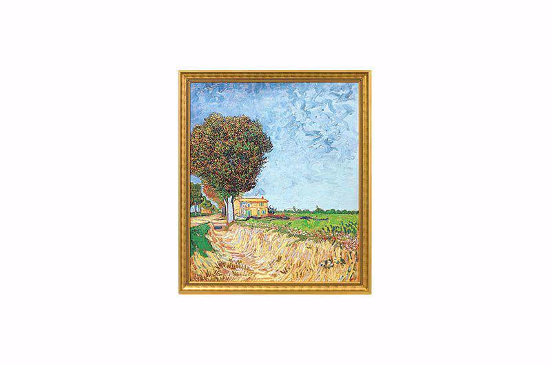 Product afbeelding:  Avenue bij Arles