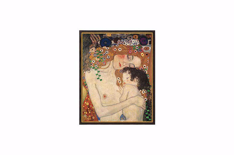 Product afbeelding: Schilderij 'Moeder en kind'