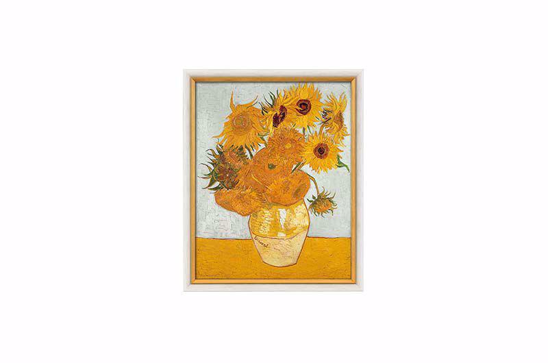 Product afbeelding: Vincent van Gogh Schilderij 'Vaas met twaalf zonnebloemen'
