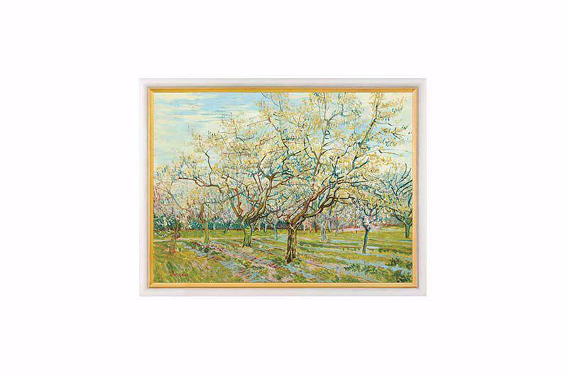 Product afbeelding: Vincent van Gogh Schilderij 'De witte boomgaard'