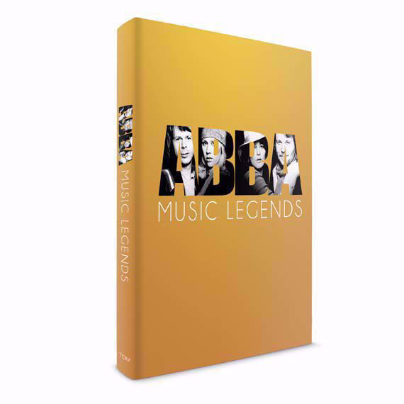 Product afbeelding: ABBA – Music Legends