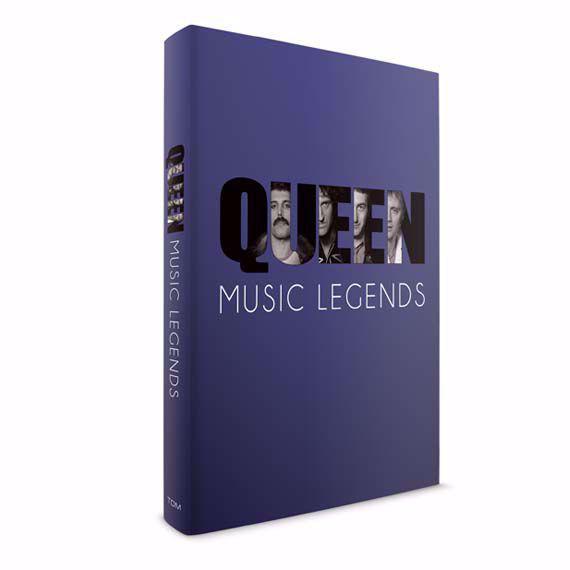 Product afbeelding: Queen – Music Legends
