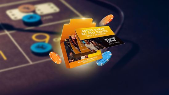 Holland Casino Welkomstpakket