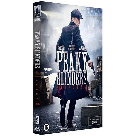 Korting Peaky Blinders DVD box Londen
