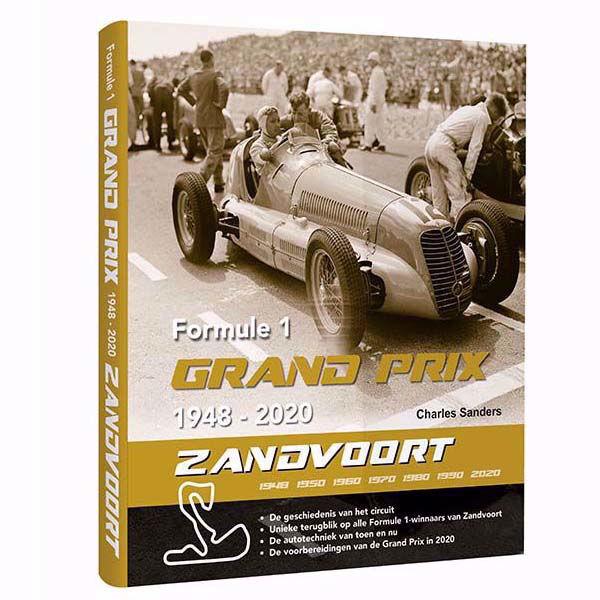 Product afbeelding: Formule 1 Grand Prix (1948-2020) Zandvoort