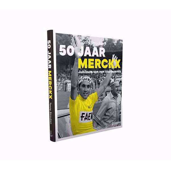Product afbeelding: 50 jaar Merckx