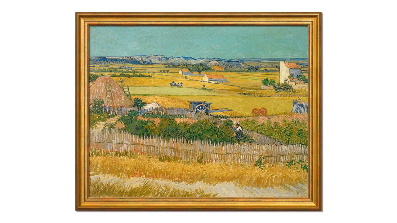 Product afbeelding: Schilderij 'De oogst'