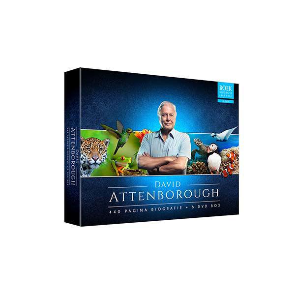 Product afbeelding: David Attenborough box