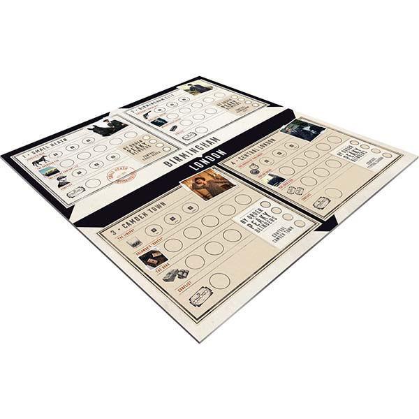 Product afbeelding: Peaky Blinders bordspel