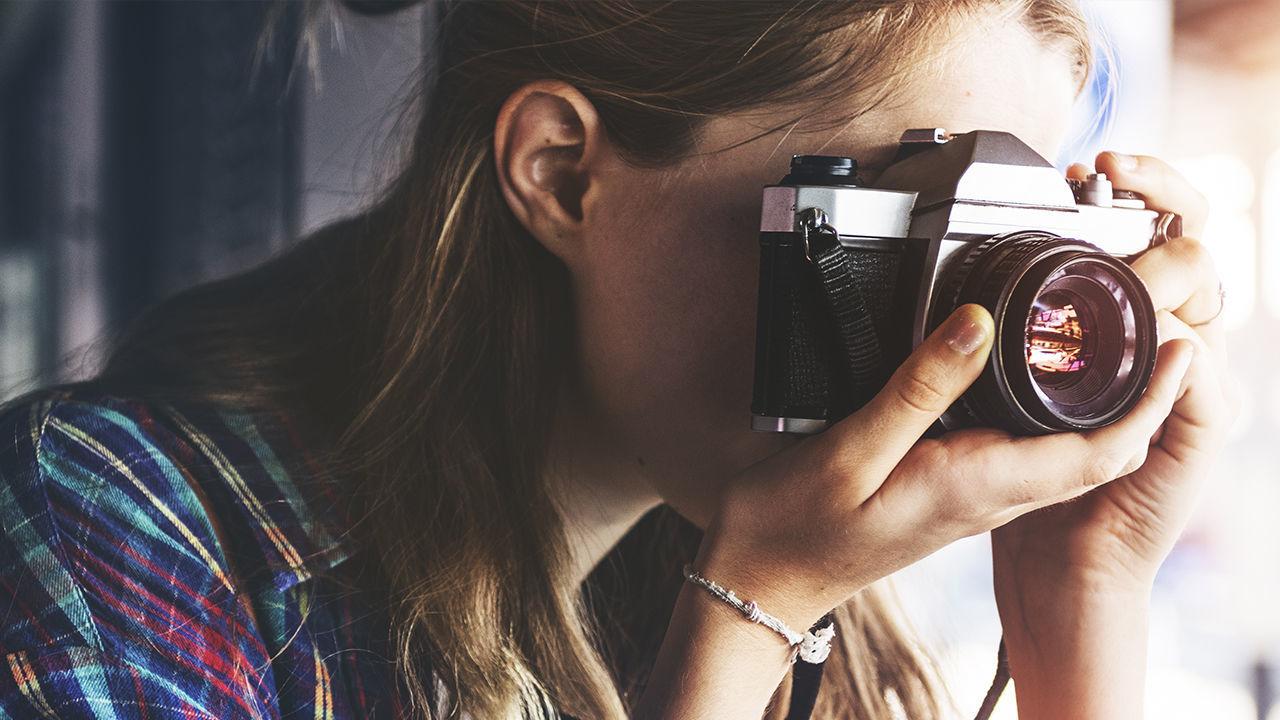 Product afbeelding: Online cursus | Word een expert in fotograferen