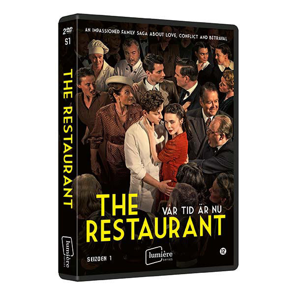 Product afbeelding: The Restaurant – Seizoen 1