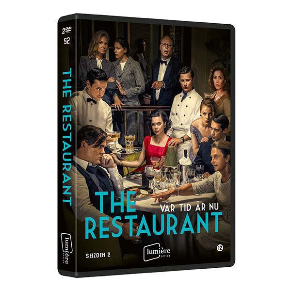 Product afbeelding: The Restaurant – Seizoen 2