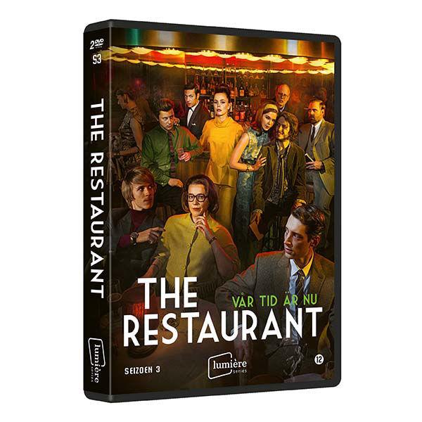 Product afbeelding: The Restaurant – Seizoen 3