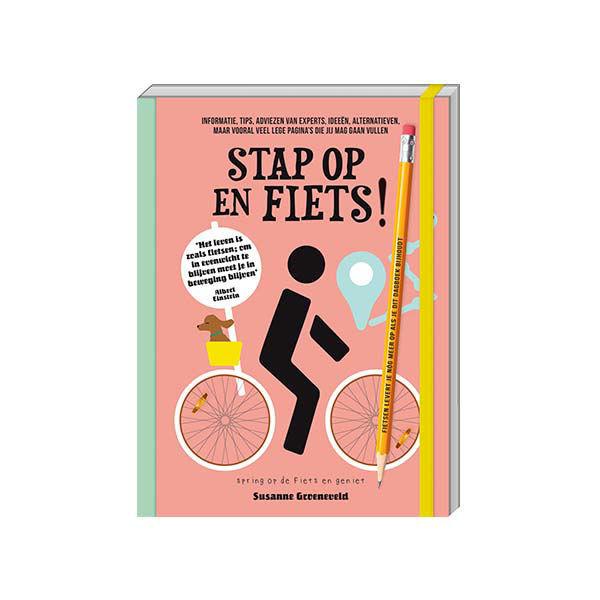 Product afbeelding: Stap op en fiets