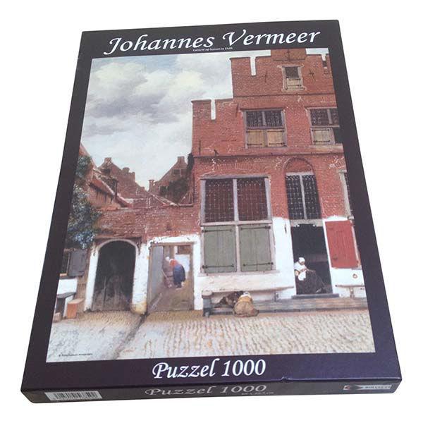 Korting Het Straatje van Vermeer puzzel