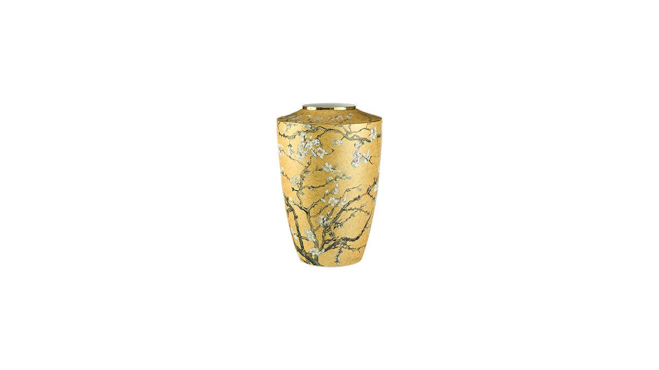 Product afbeelding: Porseleinen vaas groot 'Amandelbloesem'